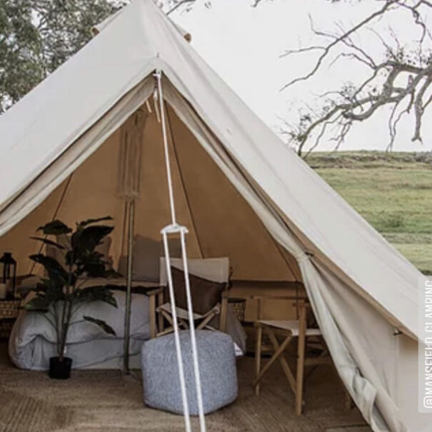 Mansfield Glamping